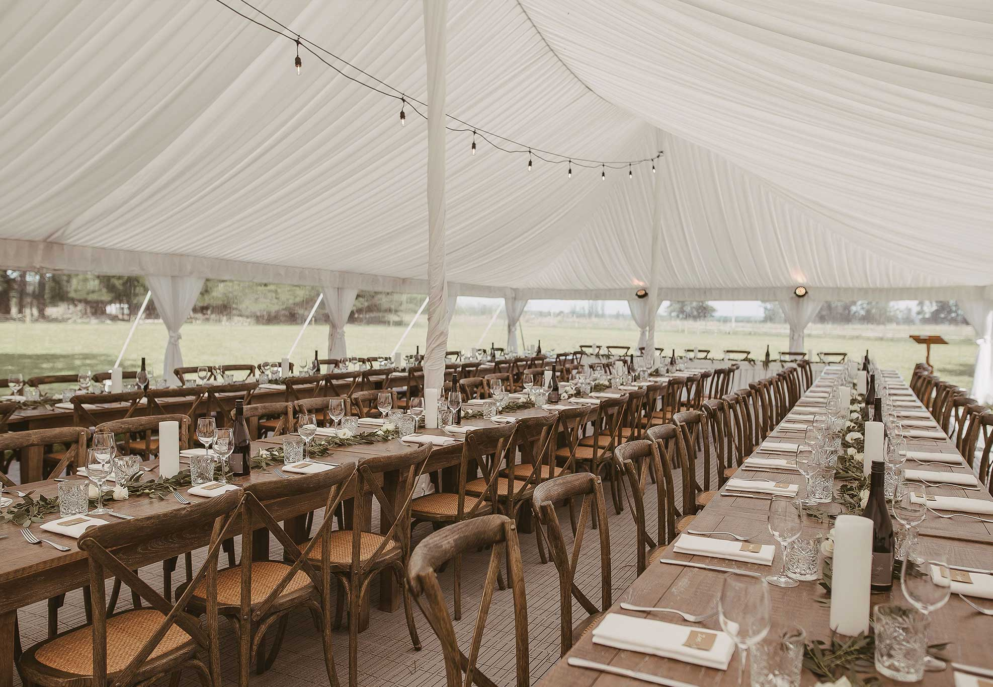 silk-estate-marquee-weddings-and-events-styling-and-hire-furniture-dinning-table-rustic-3